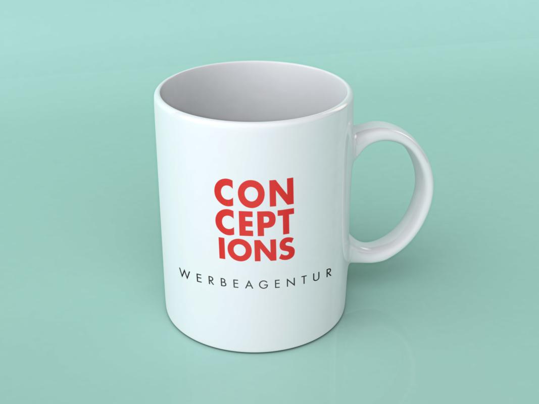 Kaffee-Tasse