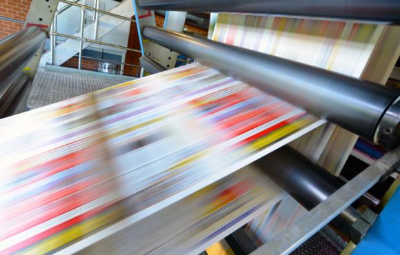 Produktionsabwicklung (Offset-, Digitaldruck)