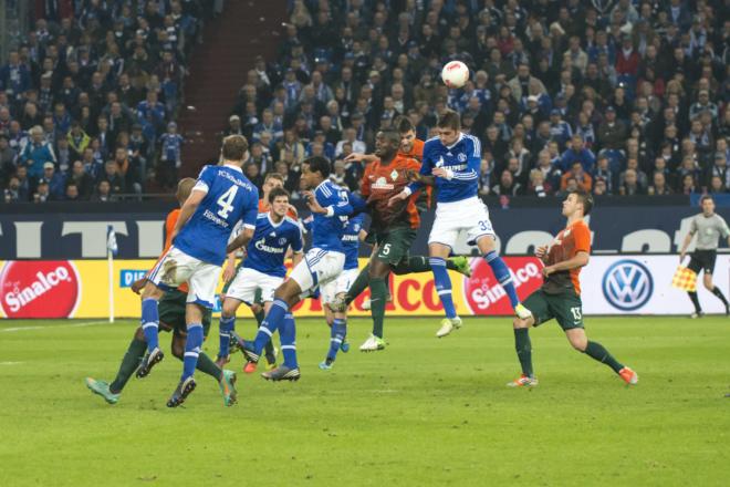 Schalke : Bremen 1