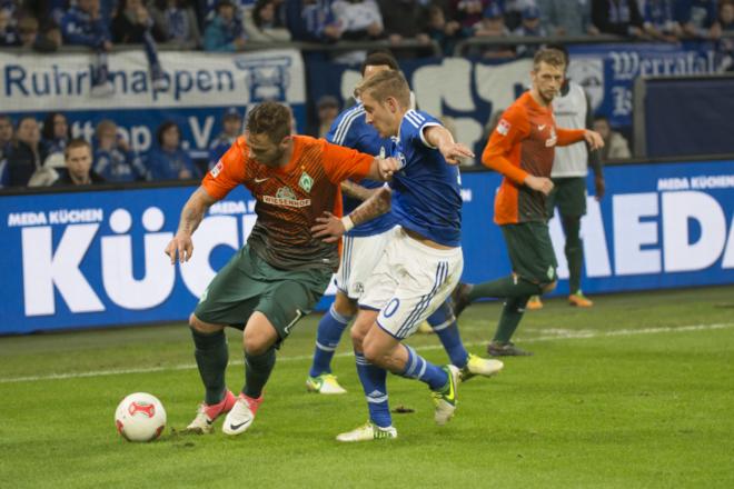 Schalke : Bremen 2