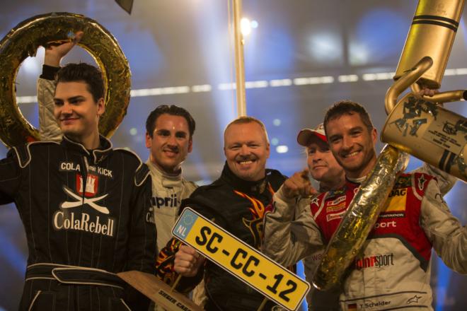 Stefan Raab, TV total Stock Car Crash Challenge