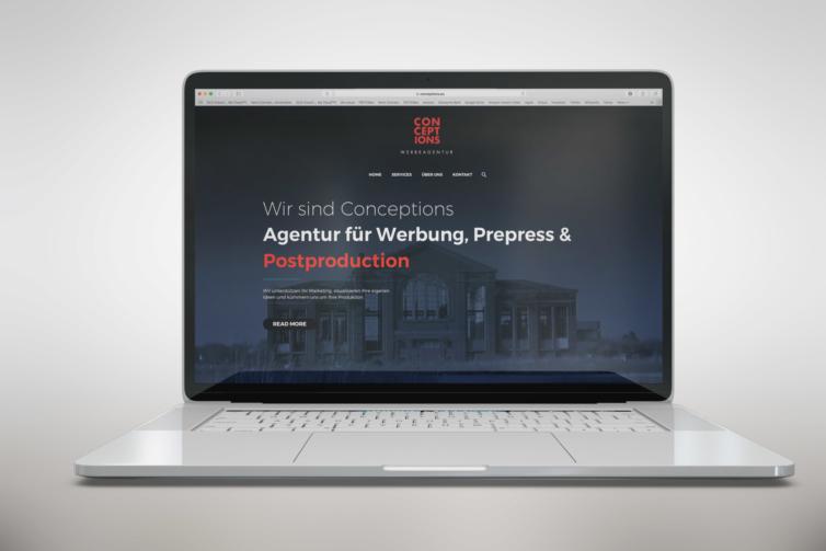 Digital, Websites, Banner (online/offline)